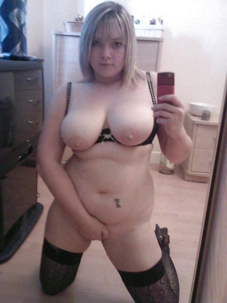 Naked fat girl selfies-2707