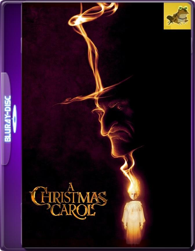 Los Fantasmas De Scrooge (2009) Brrip 1080p (60 FPS) Latino / Inglés