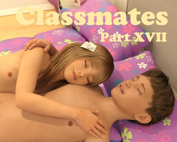 [jm600r] Classmates Part. XVII (Comic, eng)