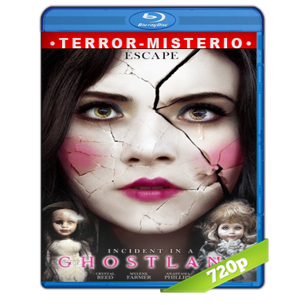 descargar Pesadilla En El Infierno [2018][BD-Rip][720p][Trial Lat-Cas-Ing][Terror] gratis