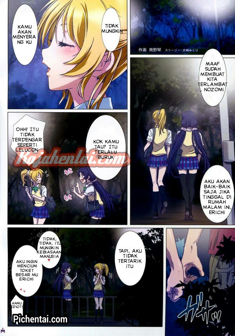 Komik Hentai Dua Cewe Cantik Dinodai Preman Manga Sex Porn Doujin XXX Bokep 03