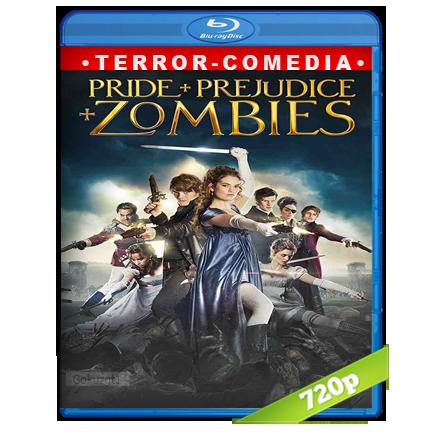 Orgullo, Prejuicio Y Zombies HD720p Audio Trial Latino-Castellano-Ingles 5.1 2016