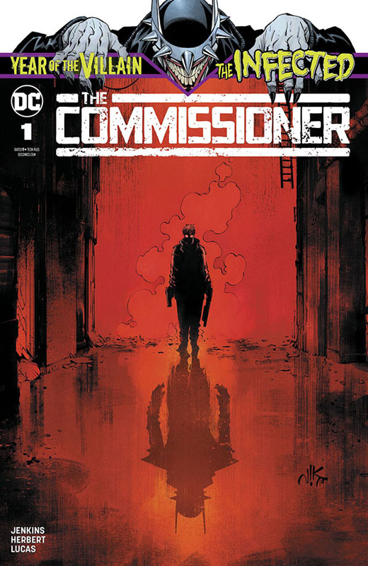 The Infected - The Commissioner 001 (2020)