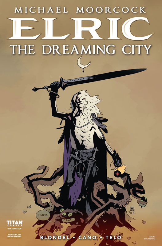 Elric - The Dreaming City 01-02 (2021)
