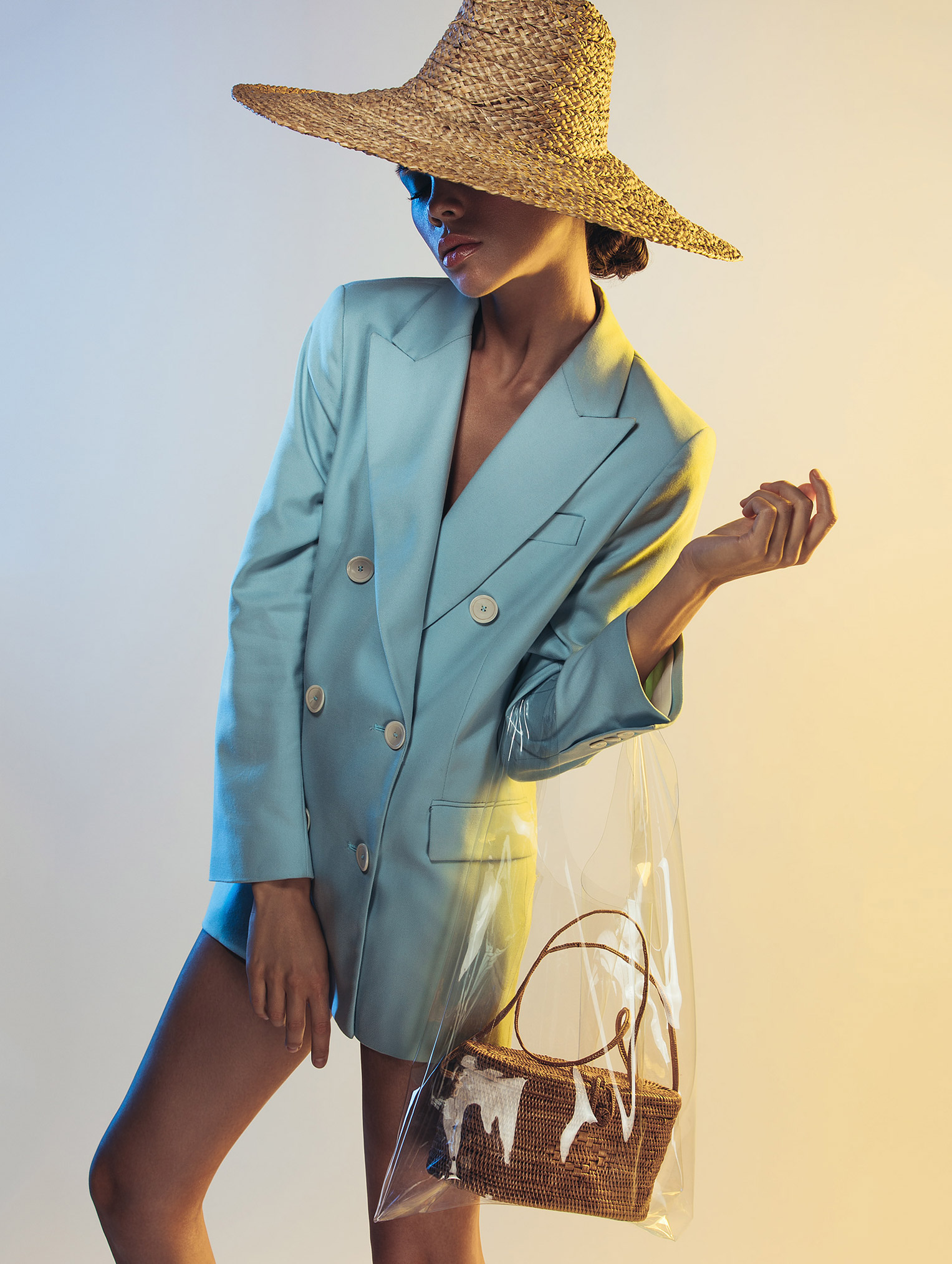 Джейн в каталоге модной одежды LouLou 2019 / фото 08
