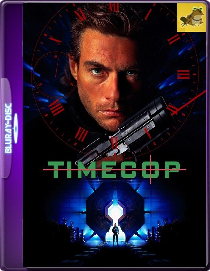 Timecop: Policía En El Tiempo (1994) Brrip 1080p (60 FPS) Latino / Inglés