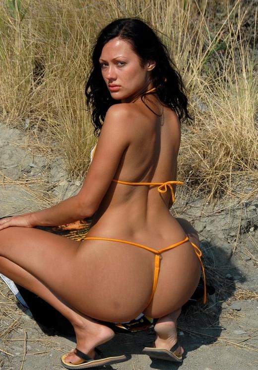 39 ▶ Hot Thong Sexy G String Pics | Hot Bikini Babes Micro Mini Exotic Bikini ⭐