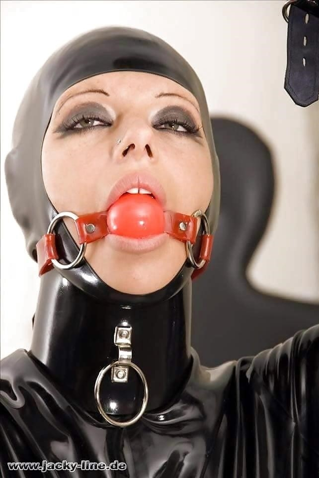 Latex bondage slave tumblr-6221