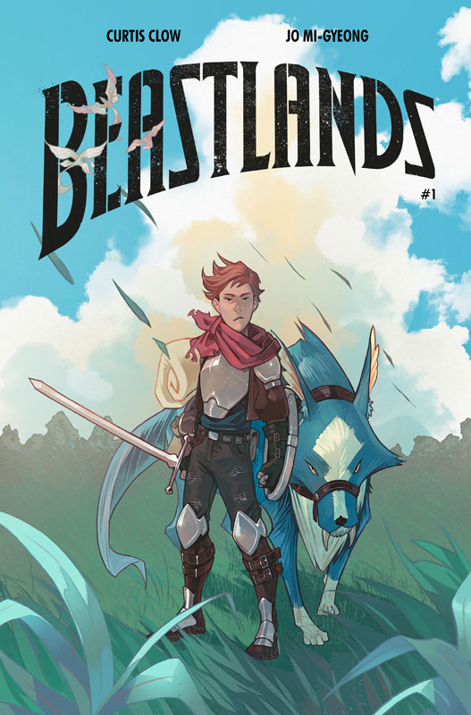 Beastlands #1-2 (2020-2021)