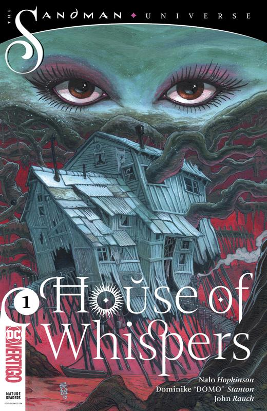 House of Whispers #1-4 (2018-2019)