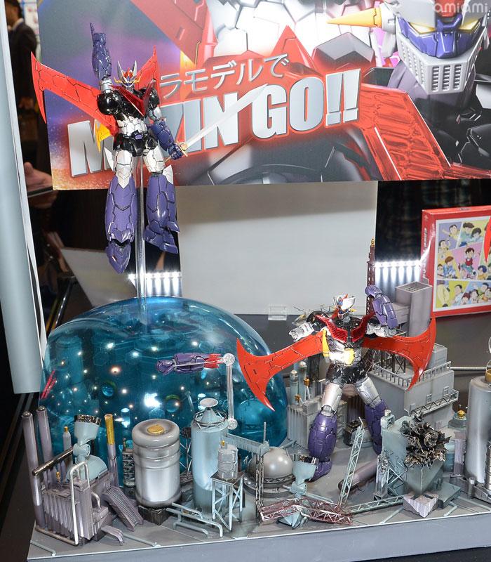 Mazinger & Great Mazinger Z Infinity - Plastic Model Kit (Bandai) QQPFQWJi_o