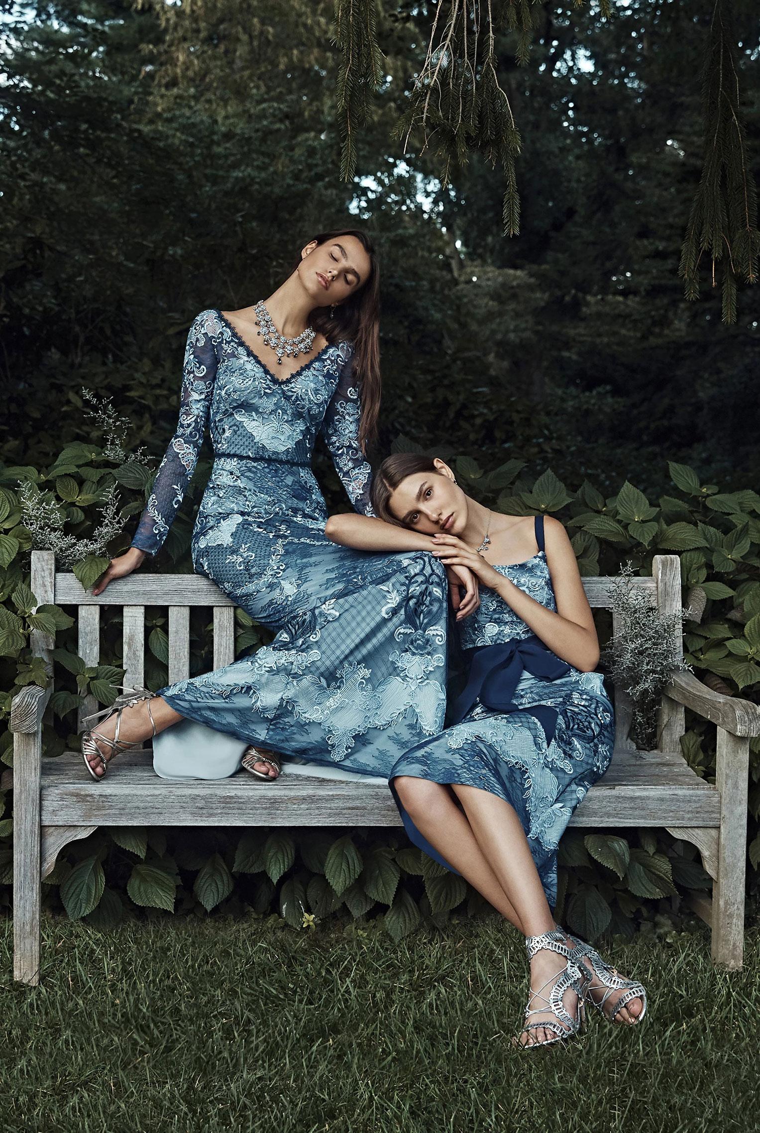 Коллекция модной одежды Marchesa, сезон весна-лето 2020 / фото 20