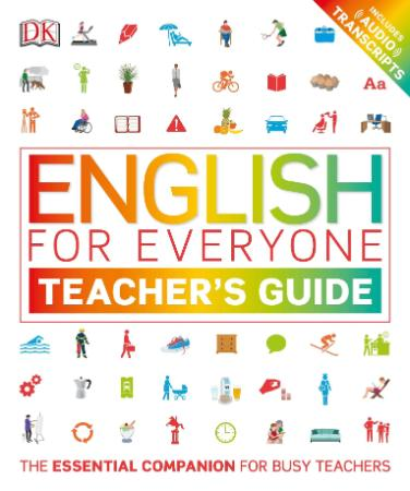 English for Everyone - Teacher's Guide By DK