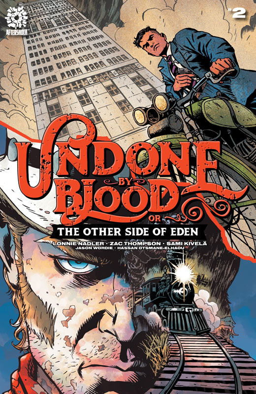 Undone By Blood or The Other side of Eden #1-4 (2021)