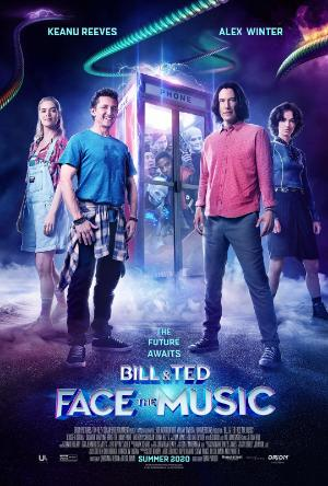 Bill & Ted Face the Music poster image