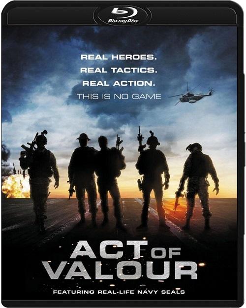 Akt odwagi / Act of Valor (2012) MULTi.720p.BluRay.x264.DTS.AC3-DENDA / LEKTOR i NAPISY PL