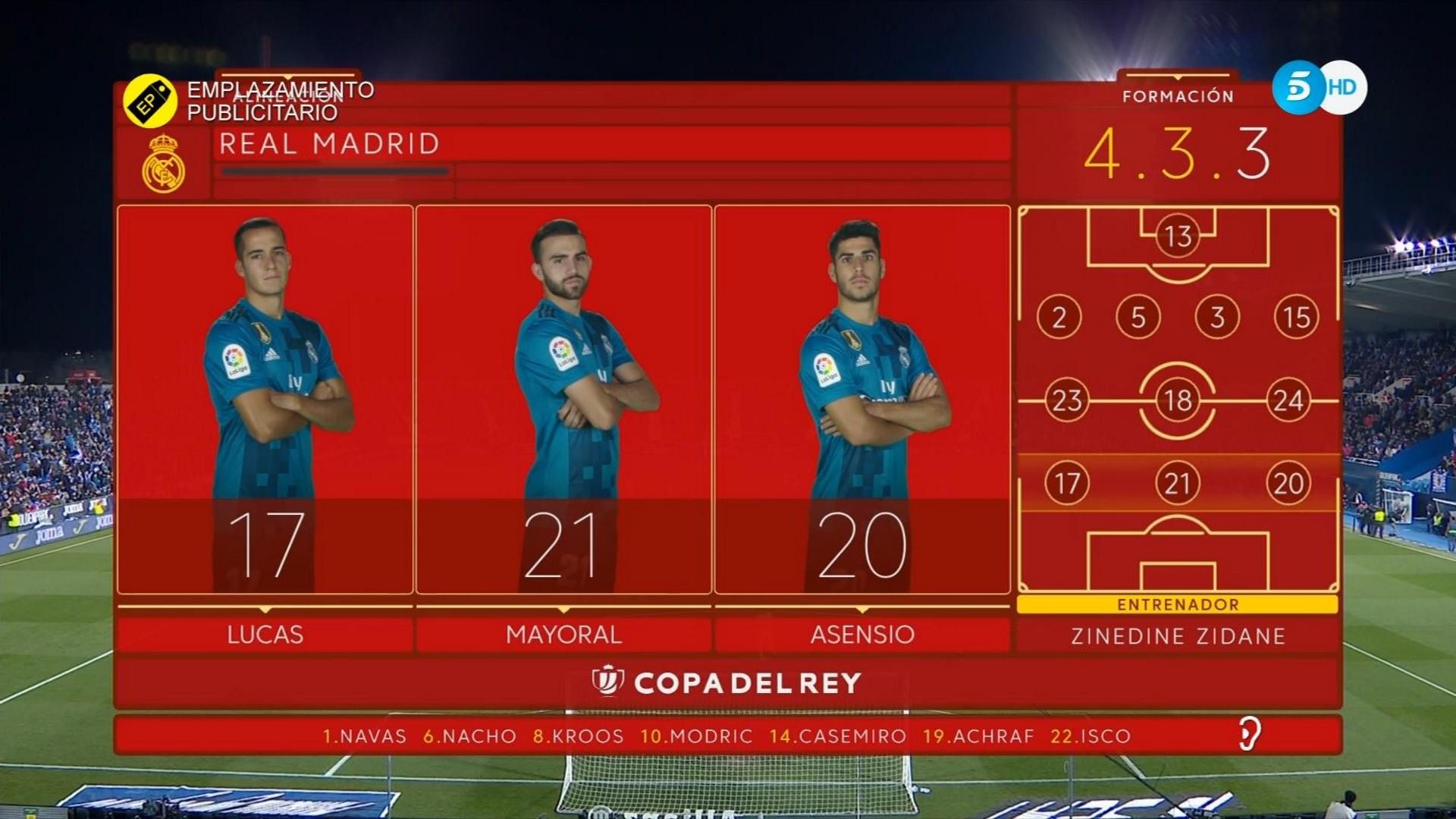 GaLaTaMaN HD Football: Copa del Rey 17/18 - Quarter Final ...
