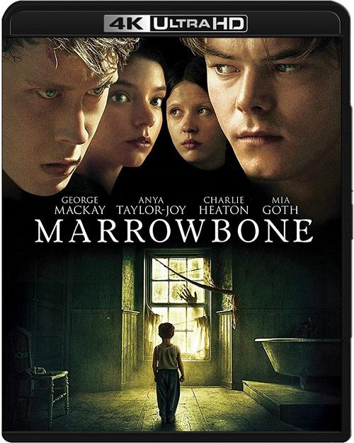 Tajemnica Marrowbone / El secreto de Marrowbone / Marrowbone (2017) MULTi.REMUX.2160p.UHD.Blu-ray.HDR.HEVC.ATMOS7.1-DENDA / LEKTOR i NAPISY PL