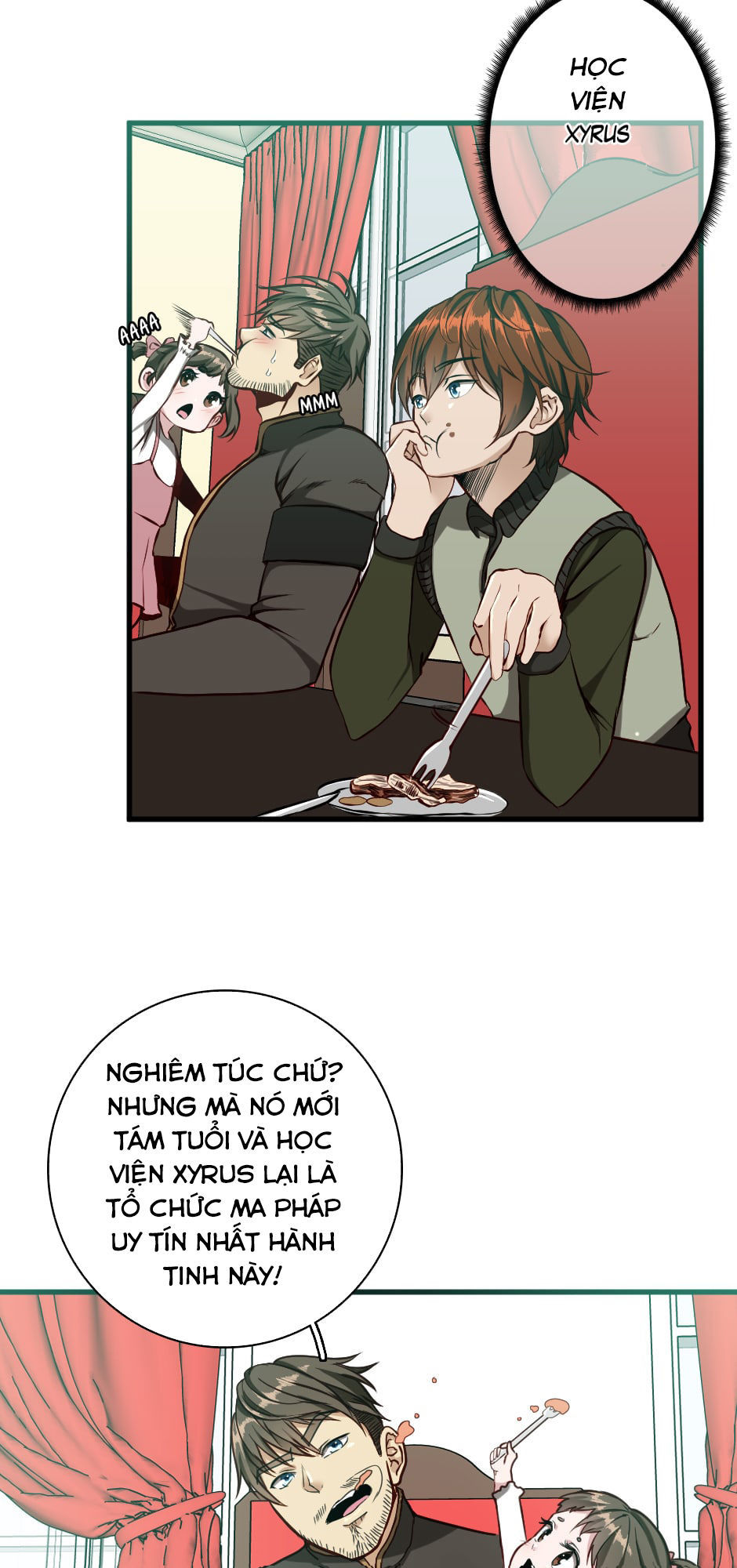 The Beginning After The End chap 32 - Trang 10