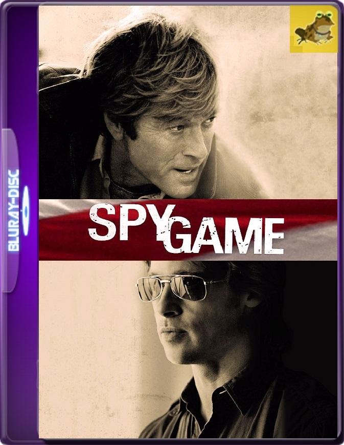 Juego De Espías (2001) Brrip 1080p (60 FPS) Latino / Inglés