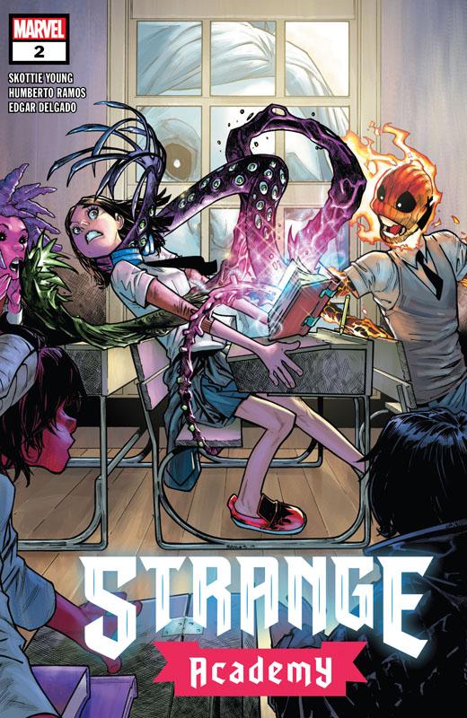 Strange Academy #1-12 + Director's Cut (2020-2021)