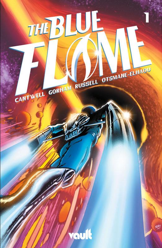Blue Flame #1-4 (2021)
