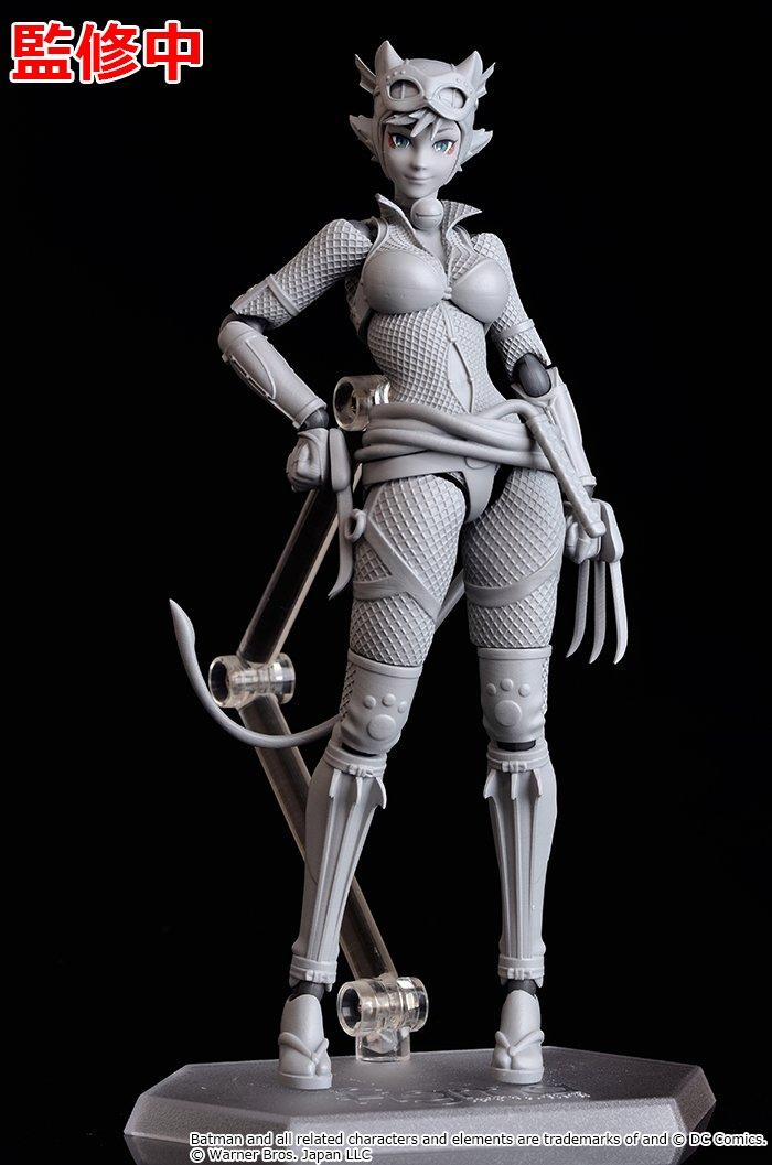 Ninja Batman : Ninja Catwoman (Figma) 6Ozm9iRI_o