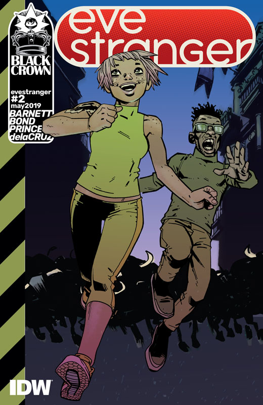 Eve Stranger #1-5 (2019-2020)