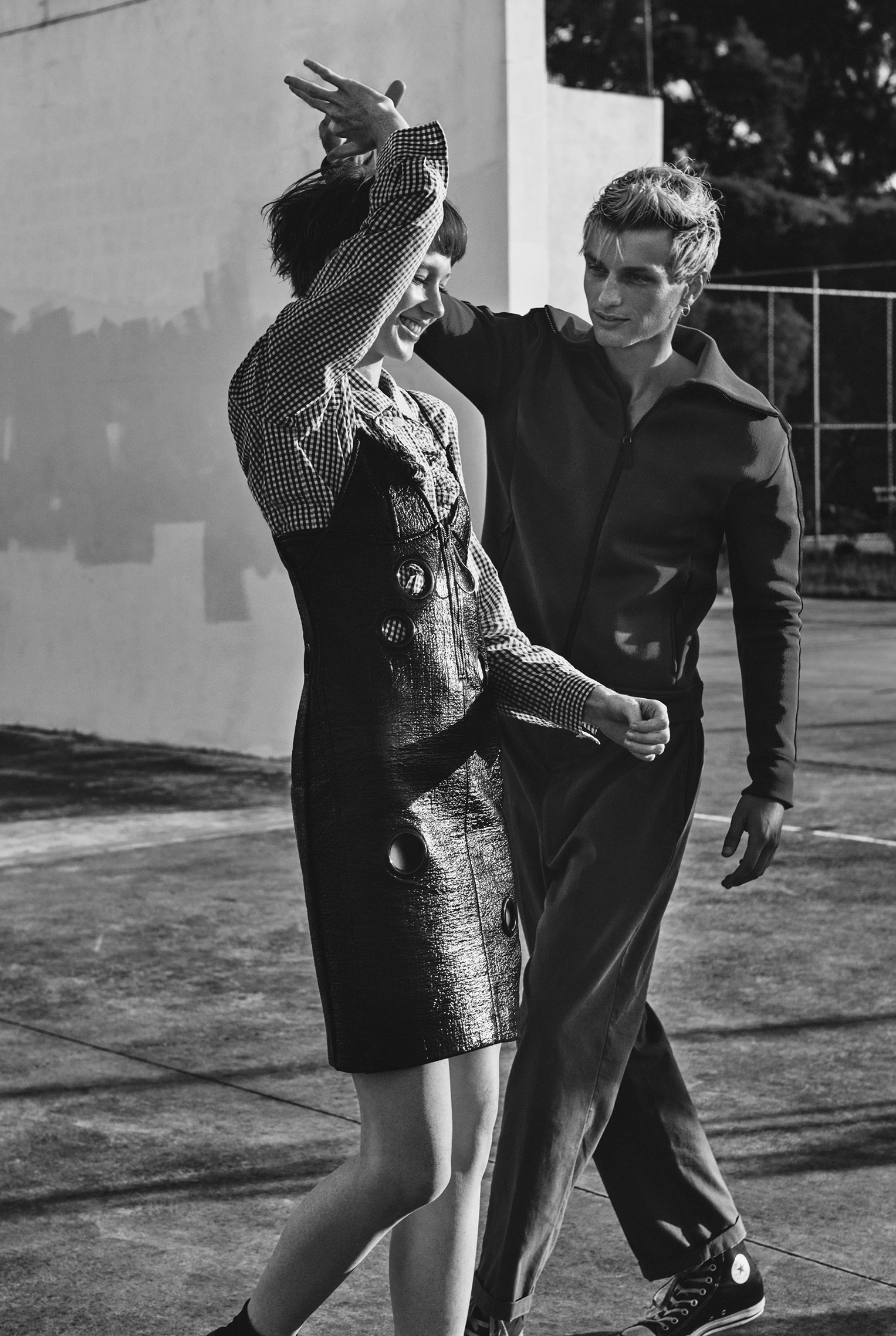 West Side Story by David Mandelberg - Marie Claire Australia june 2016
