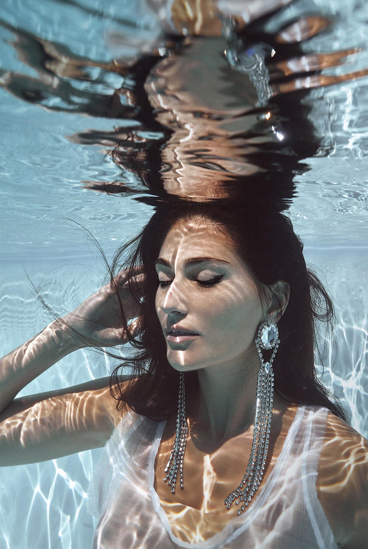 Ольга Джарти под водой / фото 07