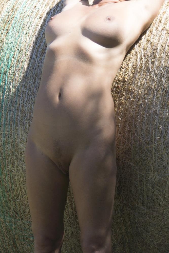 Milf naked in public-9936