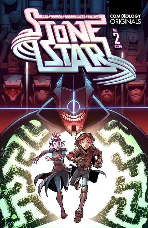 Stone Star #1-4 (2019)