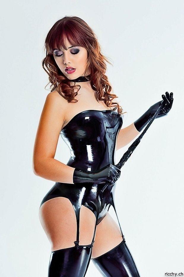 Latex stockings porn pics-4940