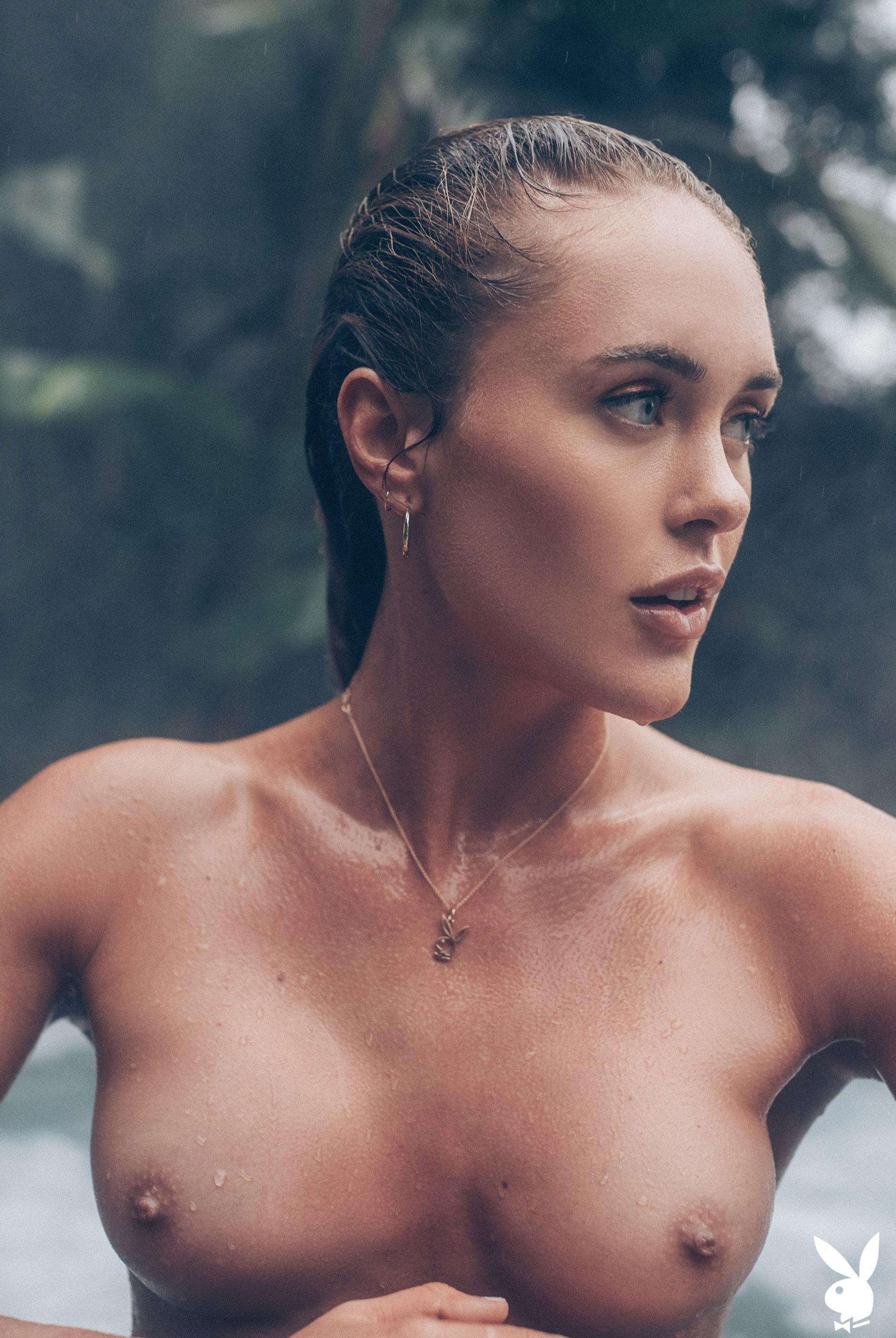 Девушка месяца Эбигейл О'Нил - Playboy США, май 2019 / фото 14