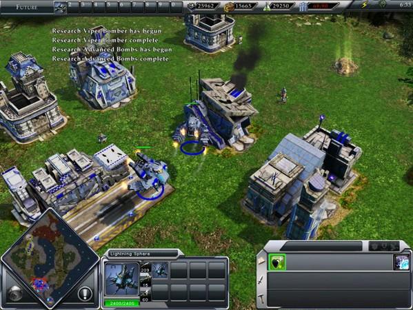 Empire Earth 3 Captura 1