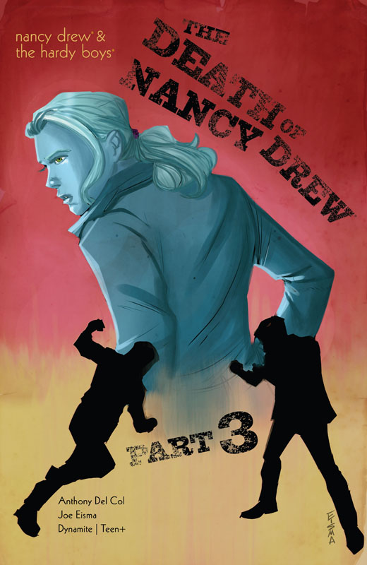 Nancy Drew - The Death of Nancy Drew #1-4 (2020)