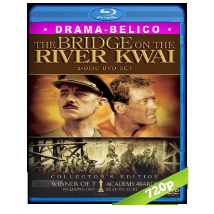 descargar El Puente Sobre El Rio Kwai 720p Lat-Cast-Ing 5.1 (1957) gratis