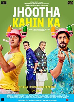 Jhootha Kahin Ka (2019) Hindi 720p WEBHD x264 AAC 1 6GB
