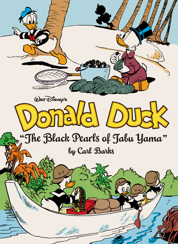 The Complete Carl Barks Disney Library v05-v20 (2016-2019)