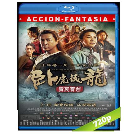 El Tigre Y El Dragon La Espada Del Destino 720p Lat-Cast-Ing 5.1 (2016)