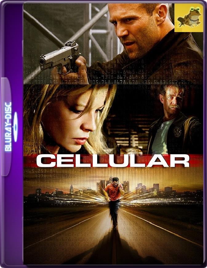 Celular: Llamada Desesperada (2004) Brrip 1080p (60 FPS) Latino / Inglés