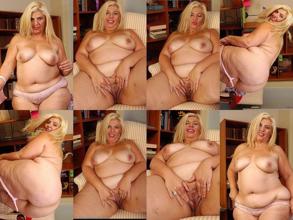 Sexy fat white women-9819