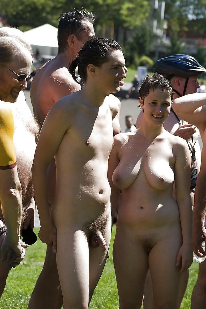 Nude beach nude people-7652