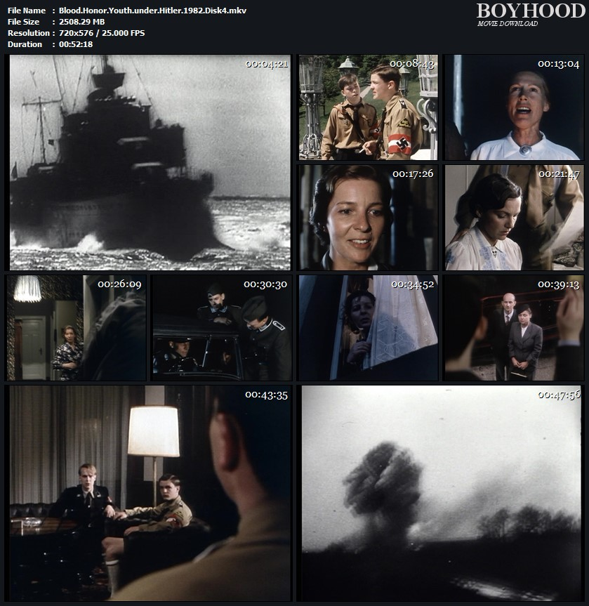 Blood and Honor: Youth Under Hitler 1982 - Disk4