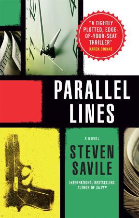 Steven Savile - Parallel Lines