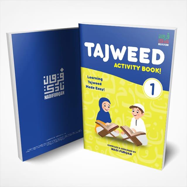 Tajwid Activity 1