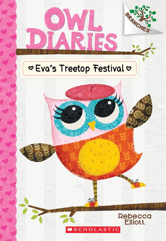 Owl Diaries 01 - Eva's Treetop Festival (2015)