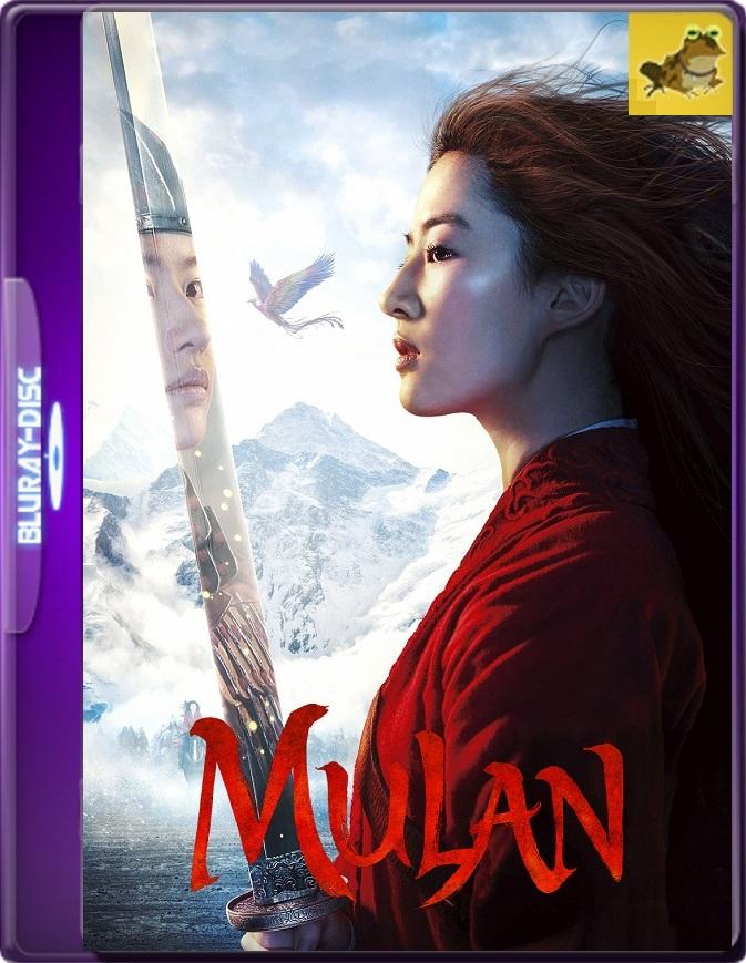 Mulan (2020) WEB-DL 1080p (60 FPS) Latino / Inglés