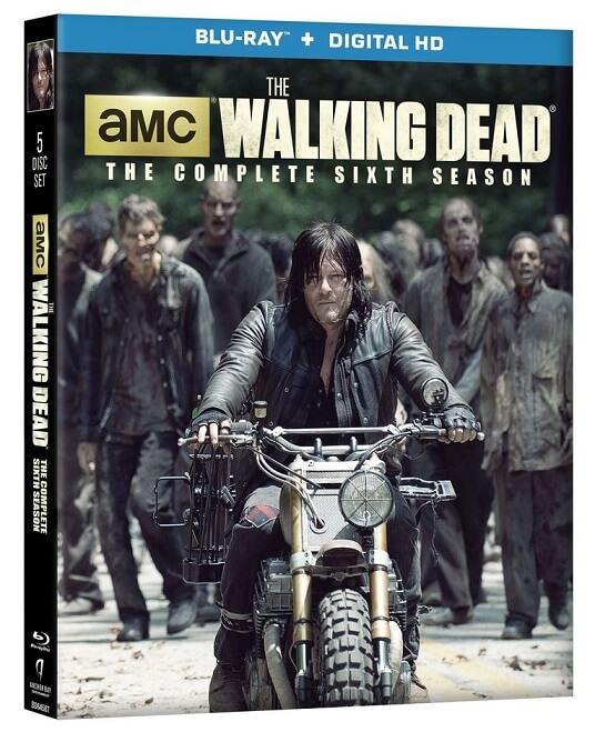 Walking Dead Temporada 6 Latino