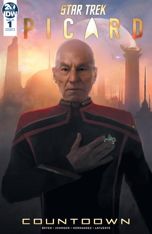 Star Trek - Picard - Countdown 01 (of 03) (2019)